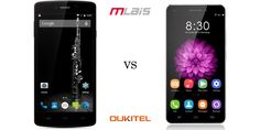Mlais MX VS Oukitel U8 from Everbuying - http://hexamob.com/review/mlais-mx-vs-oukitel-u8-from-everbuying/