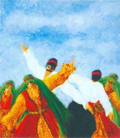 Fikret Otyam Sculpture Museum, Bernard Shaw, Turkish Art, Art Oil, Miniatures, Culture, Istanbul, Artist, Painting