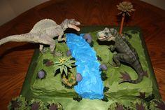 Jurassic Park — Children's Birthday Cakes