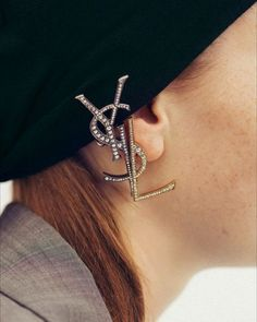 #inspo #YSL #bling #earrings #thefrankieshop #frankiegirl The Classy Issue