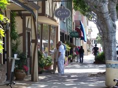 A short stroll from the beach you will find a ton of local shops on Main Street in Seal Beach that will make you feel like you stumbled upon a magical little small-town hideaway.