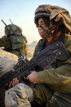 Israel - fighting for peace!