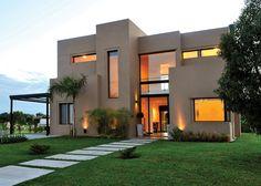 Marcela Parrado Arquitectura - Casa estilo Actual - Arquitecta - PortaldeArquitectos.com