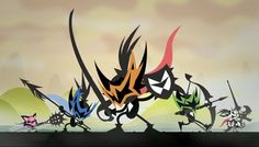 patapon heroes