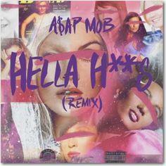 A$AP Mob Ft Danny Brown & A$ton Matthews - Hella Hoes (Remix)