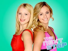 the next step emily and Michelle Best Tv Shows, Best Shows Ever, Disney Channel, Step Tv, Childhood Tv Shows, Dance Academy, The Next Step, Best Dance, Celebrity Beauty
