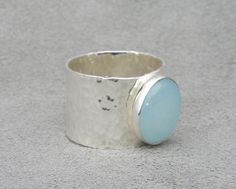 OOPS Slightly Crooked Custom Piece SALE Size 6 by thesilversmith. $50.00, via Etsy.