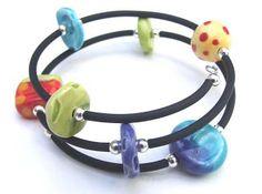 Repost - Memory Wire Bracelet
