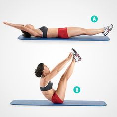 The Once-A-Week, All-You-Need Abs Workout http://www.womenshealthmag.com/fitness/once-a-week-abs-workout