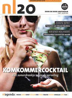 7 Jul 2010 NL20 Magazine | nr.14 Cover publicatie Frozz