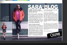 Welcome to my press corner! Here I present you La Sara Leona in Media! Whether it are all the features and stories, which were published about La Sara Leona or all the published fashion reports, I wrote by myself - enJOY reading! Next Magazine, Print Magazine, Write To Me, What's Trending, Style Guides, Editorial, Public, Writing, Tv
