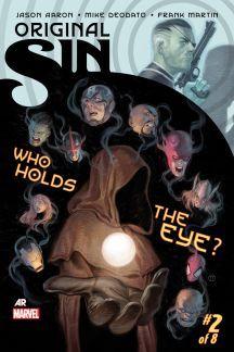Original Sin #2  #mindcomics #comicsdrawings