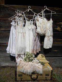 vintage petticoats