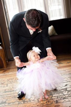 groom and flowergirl! I can't wait to see Branden and Emmy's dance together <3