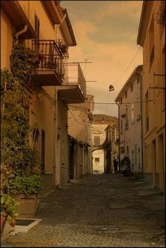 Rionero in Vulture (PZ) - Little street (2)