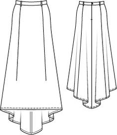 Discover recipes, home ideas, style inspiration and other ideas to try. Girl Dress Patterns, Skirt Patterns Sewing, Coat Patterns, Blouse Patterns, Maxi Skirt Winter, Maxi Skirt Tutorial, Sewing Coat, How To Make Skirt, Crochet Skirts