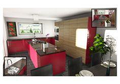 Made with Palette CAD Corner Desk, Palette, Kitchen, Table, Furniture, Home Decor, Corner Table, Cooking, Decoration Home