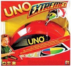 Uno Extreme, et brettspill fra Spillskrinet