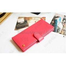 Tyylikäs lompakko, eri värivaihtoehtoja Money Clip, Wallet, Money Clips, Purses, Diy Wallet, Purse