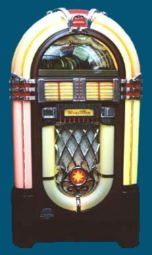 jukeboxes | Wurlitzer Jukeboxes classics from Jukeboxes Direct
