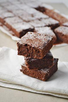 chocOlate coffee walnut brownies