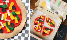 pizza felt board