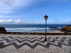 Praia Grande de Porto Covo, Portugal