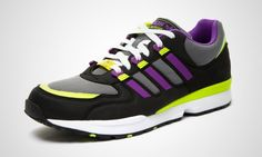 adidas Torsion Integral S (schwarz / lila)