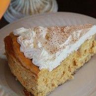 Pumpkin Caramel Cheesecake (use splenda brown sugar and splenda for ...