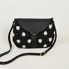 Shelter Taplin Purse from FOGGY NOTION