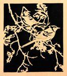 Autumn Blue Jays Project Pattern