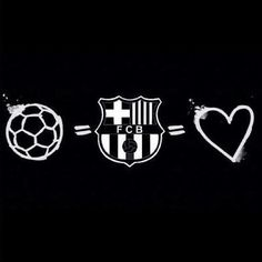 Barcelona = Love