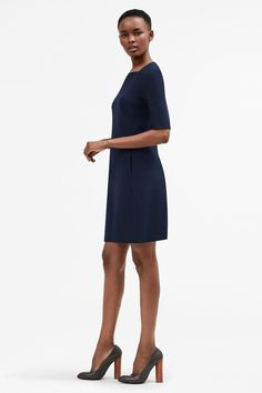 The Emily Dress | MM.LaFleur The Emily is unmistakably ladylike but can hold its own in a room full of suits.