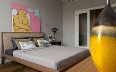 спальня: фото дизайна интерьера - автор Крашенинникова Ирина