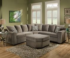 This is what I am hoping my couch will look like when I am done spray painting it