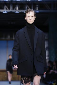 Diesel Black Gold Ready To Wear Fall Winter 2015 New York