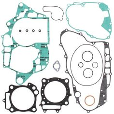 Pin by Boss Bearing on Honda TRX450R | Honda, Engine rebuild