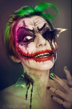 Day 9 of Mehron's 31 Days of Halloween...check out our website for more detailz!!!!