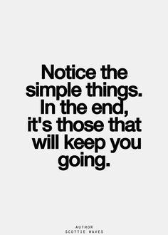 Simple truth