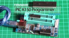 Firmware PIC K150 Programmer Upgrade