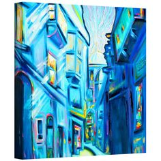 Susi Franco 'Magical Alleys of Venice' Gallery-Wrapped Canvas | Overstock.com 50