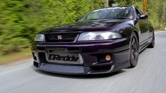 Nissan Skyline Gtr R33, Nissan R33, R33 Gtr, Tuner Cars, Japanese Cars, Custom Cars, Jdm, Dream Cars, Ocean City