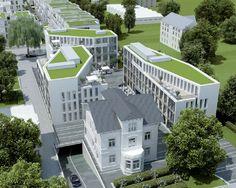 """Titelbild - Campus am Mittelweg """"Sophienterrassen"""" - Hamburg - Bild 1"""