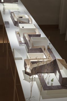 "colectivo21:   exhibition ""double helix house"" , U-30 under 30 architects' exhibition  onishimaki hyakudayuki architects, double helix house"