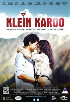 Klein Karoo is an Afrikaans romantic comedy film set in beautiful Swartberg area (near Oudsthoorn) in the Western Cape.
