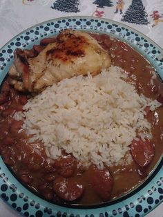 Emeril's New Orleans-Style Red Beans And Rice Recipe – Red.Genius Kitchen – Rice Recipes Emeril's New Orleans-Style Red Beans And Rice Recipe – Red. Creole Recipes, Cajun Recipes, Bean Recipes, Rice Recipes, Cooking Recipes, Haitian Recipes, Cooking Games, Donut Recipes, Soul Food Recipes