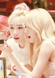Taeyeon and Yoona
