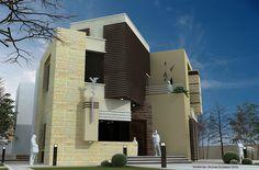 luai jubori Architecture Villa  Oman 2016