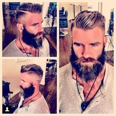 Pppplease? #pimppomp #beardlovr #menshairstylesundercut