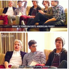 I feel yeah Niall.
